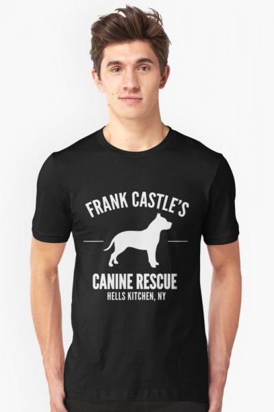Frank Castle – Dog Rescue