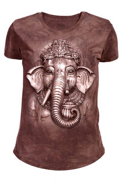 Ganesh Women's Tri-Blend T-Shirt