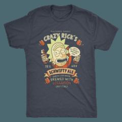 Get Schwifty Shirt – Curious Rebel