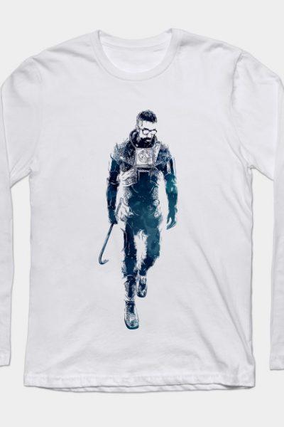 Gordon Freeman Long Sleeve T-Shirt