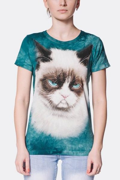 Grumpy Cat Women's T-Shirt