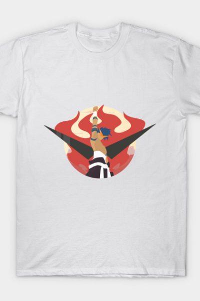 Gurren Lagann – Kamina T-Shirt