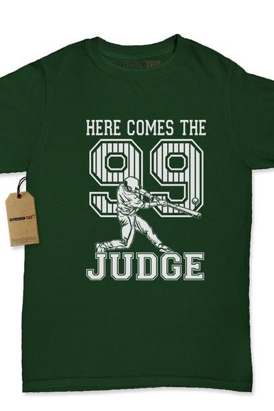 Here Comes The Judge 99 Womens T-shirt