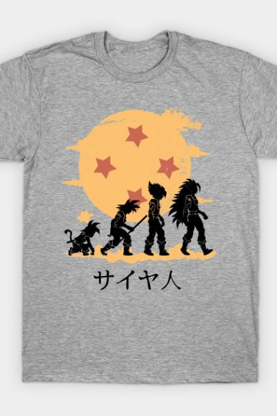 I Grew Up Looking For The Dragon Ball T-Shirt