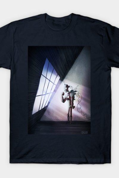 Ironman Tim Burton Style T-Shirt