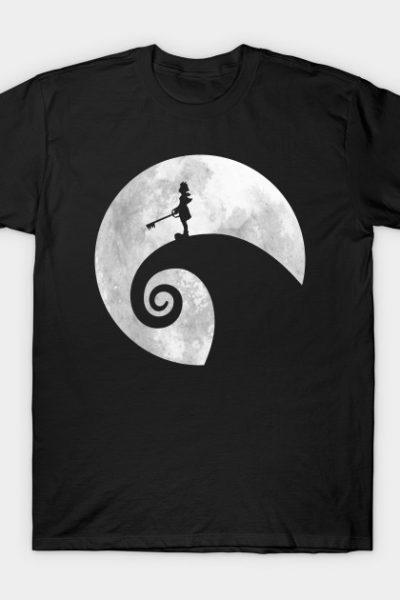 Kingdom Hearts x Nightmare Before Christmas T-Shirt