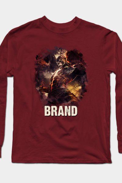 League of Legends BRAND Long Sleeve T-Shirt