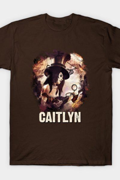 League of Legends CAITLYN T-Shirt