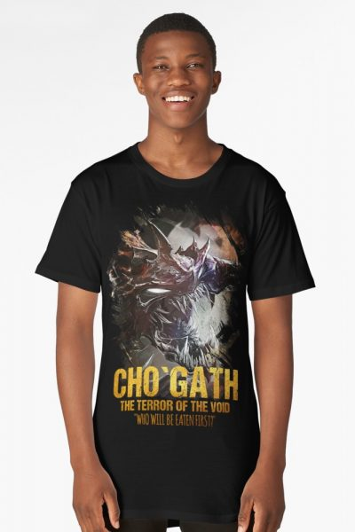 League of Legends CHO`GATH – The Terror Of The Void