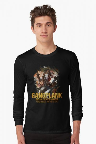 League of Legends GANGPLANK – The Saltwater Scourge