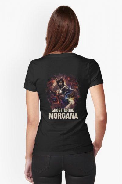 League of Legends GHOST BRIDE MORGANA