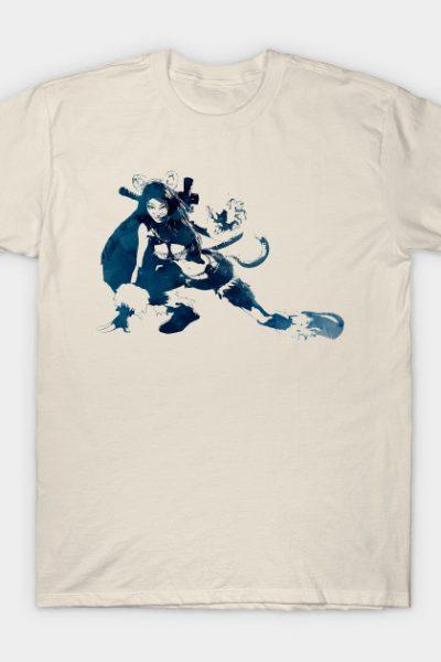 League of Legends KITTY CAT KATARINA T-Shirt