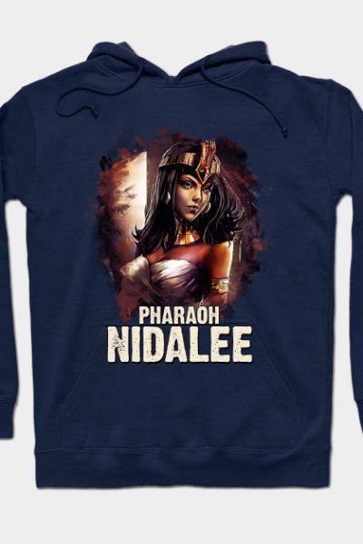 League of Legends PHARAOH NIDALEE Hoodie
