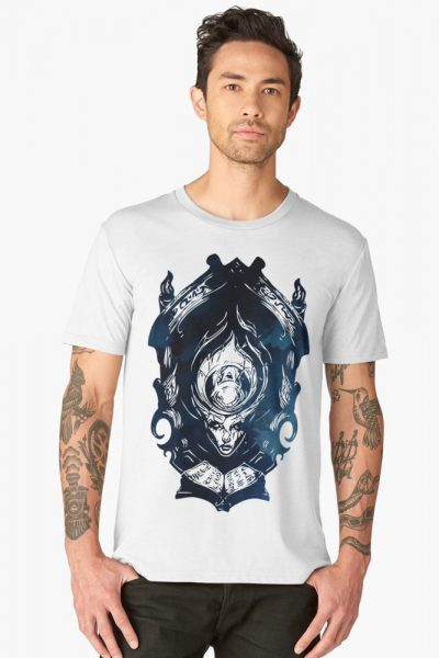 League of Legends SHADOW ISLES emblem