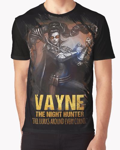 League of Legends VAYNE