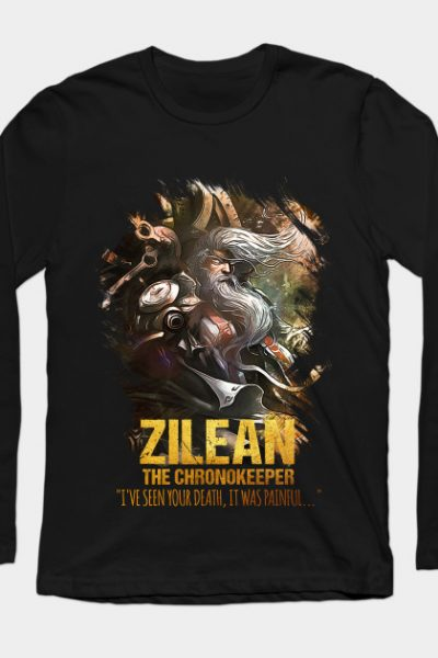 League of Legends ZILEAN Long Sleeve T-Shirt