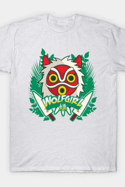 Mask Of Forest Protector T-Shirt