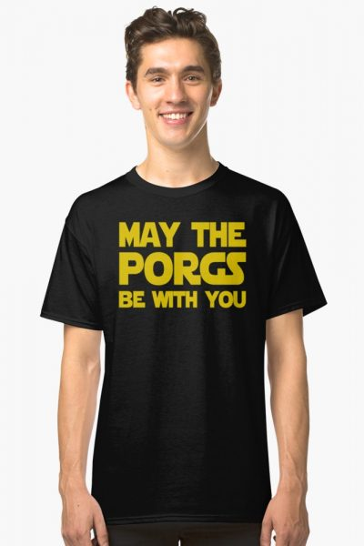 May The Porgs Be With You
