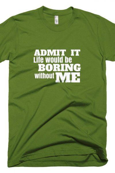 Mens American Apparel T-Shirt