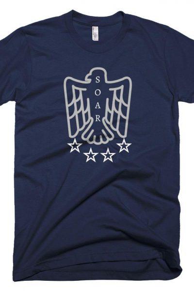 Men's Eagle Short-Sleeve T-Shirt