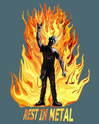 Metal Zombie