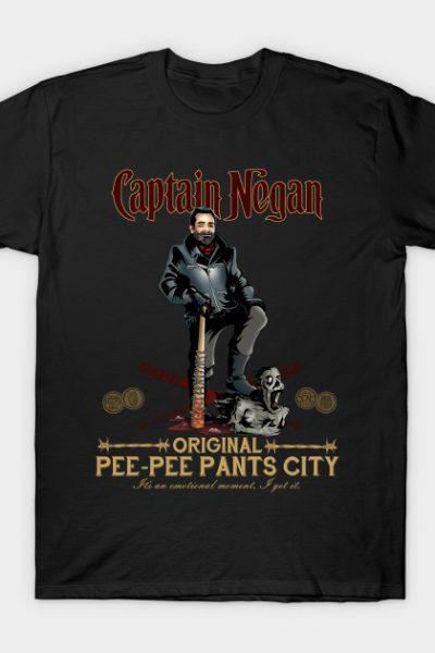 Negan Rum T-Shirt