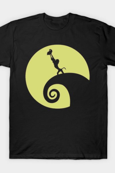 Nightmare Before the Lion King T-Shirt