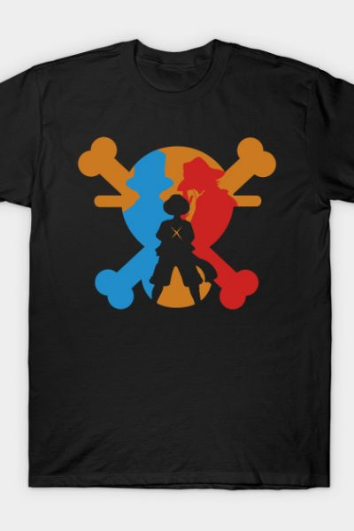 One Piece The Brothers T-Shirt