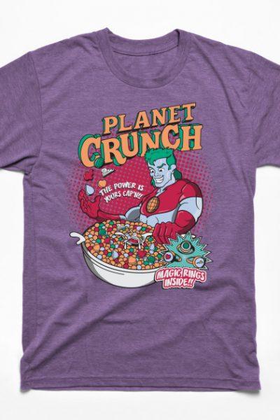 Planet Crunch T-Shirt