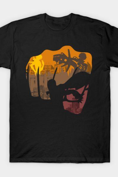 Punch Of Hero T-Shirt