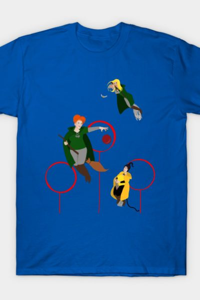 Quidditch Sisters T-Shirt