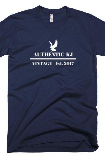 Retro Vintage KJ T-Shirt