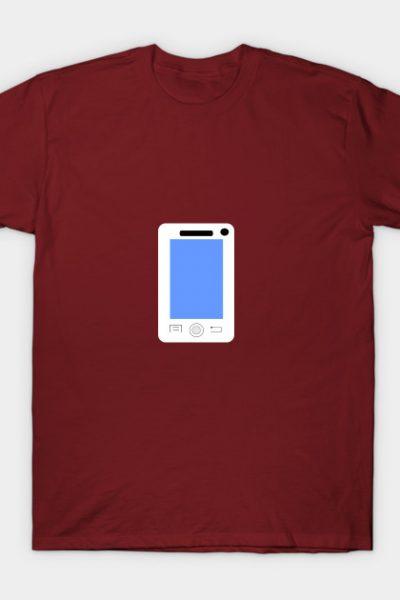 Smartphone Icon T-Shirt