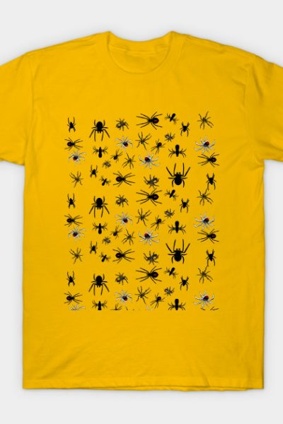 Spiders Galore T-Shirt