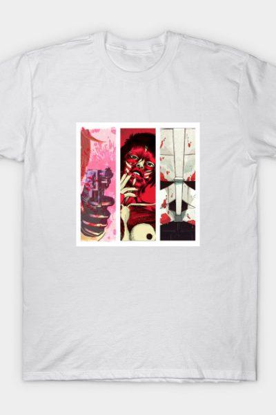 Strange Talent of Luther Strode | Vertical T-Shirt