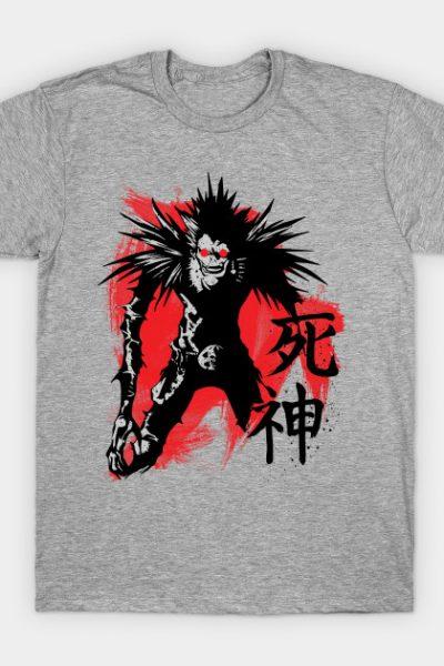 The Grim Reaper Death Note T-Shirt