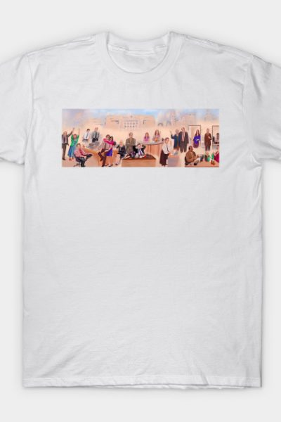 The Office Mural T-Shirt