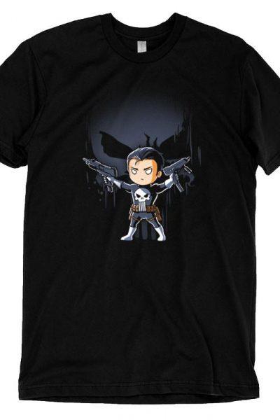 The Punisher Vengeance T-Shirt | Official Marvel Tee – TeeTurtle