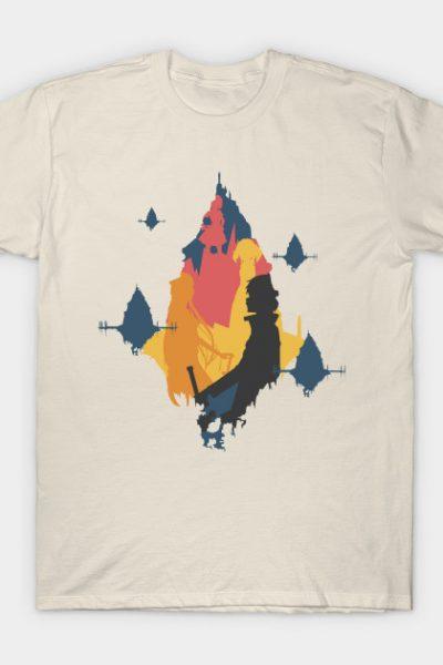 The real MMORPG – Sword art Online T-Shirt