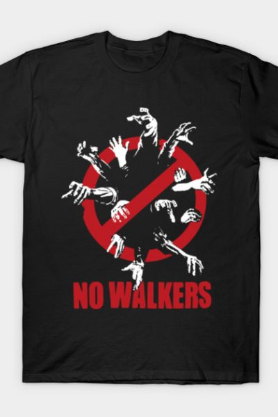 The Walking T-Shirt