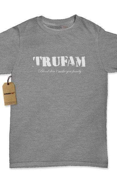 Trufam Womens T-shirt