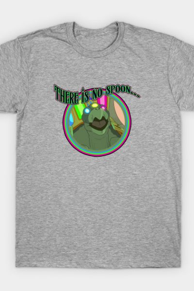 Truth Tortoise Says… | Rick and Morty | stonyp T-Shirt