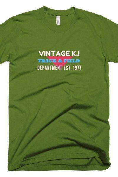 Vintage Men's Short-Sleeve T-Shirt