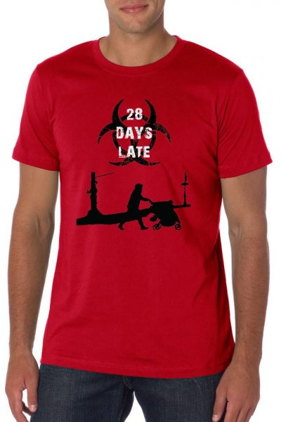 28 Days Late Tee