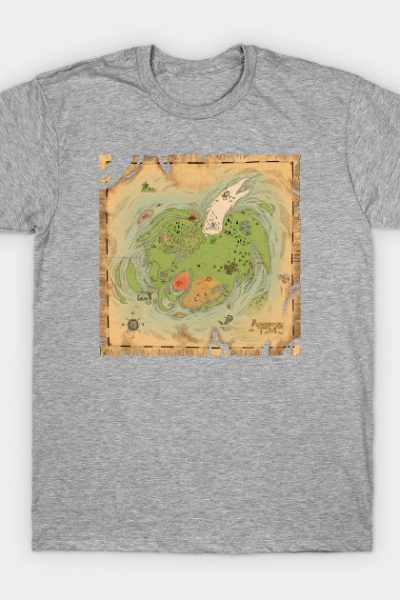 Adventure Time The land of OOO T-Shirt