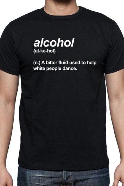 Alcohol Tee