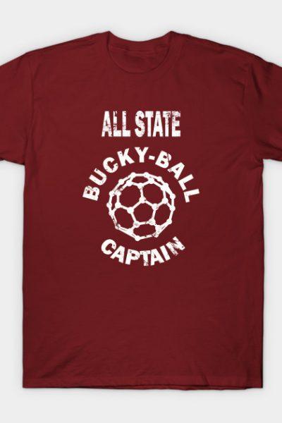 All State Bucky-Ball Captain T-Shirt
