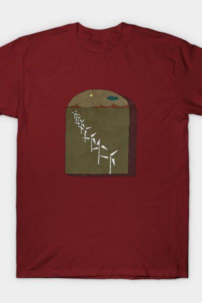 Aqua – Aria T-Shirt