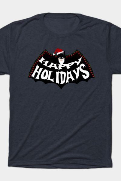 batman Christmas T-Shirt