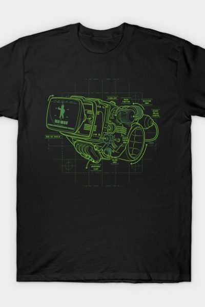 Blueprint Mk IV T-Shirt
